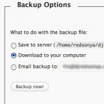 Back Up Your WordPress Site Regularly
