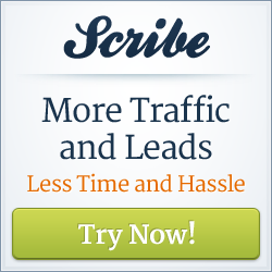 Scribe. SEO Made Simple.