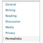 Commit to a URL Permalink Before Writing Your First Post